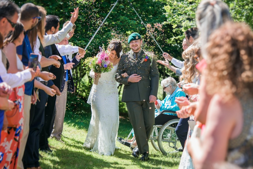 Somerset Woodland Wedding